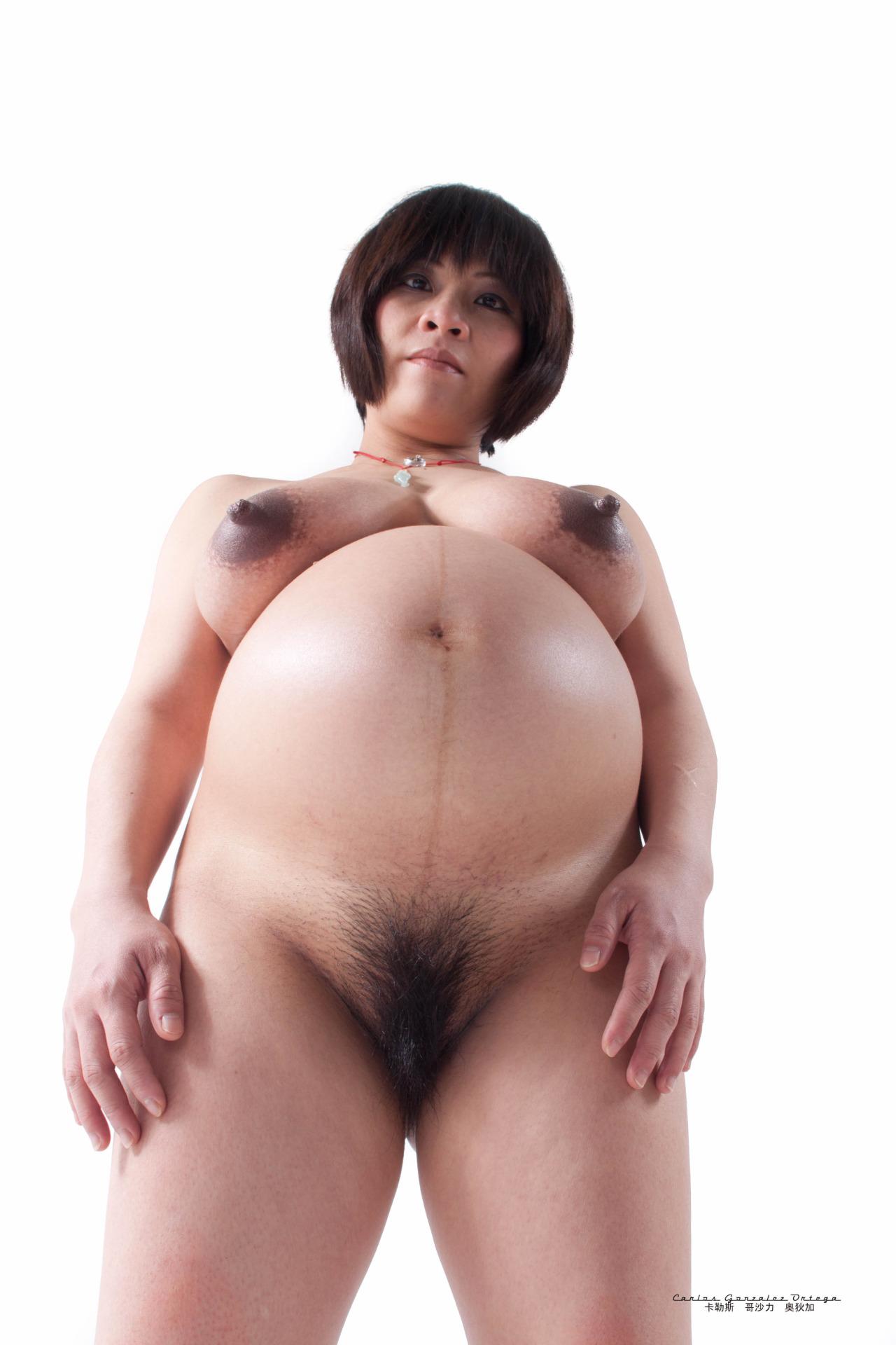 Tumblr nude pregnant woman
