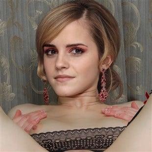Emma watson nude legs spread