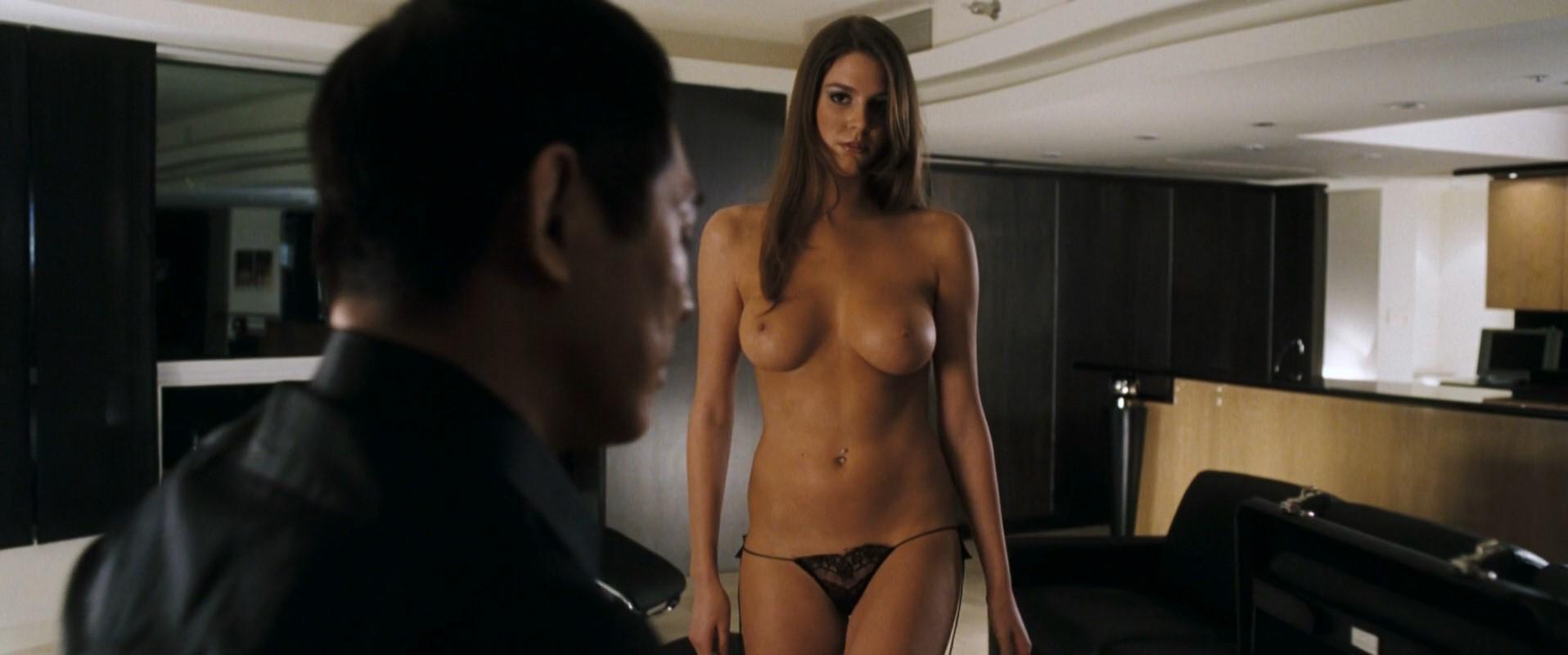 Meghan flather nude in war