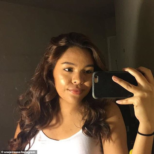 Latin teen gets crushed