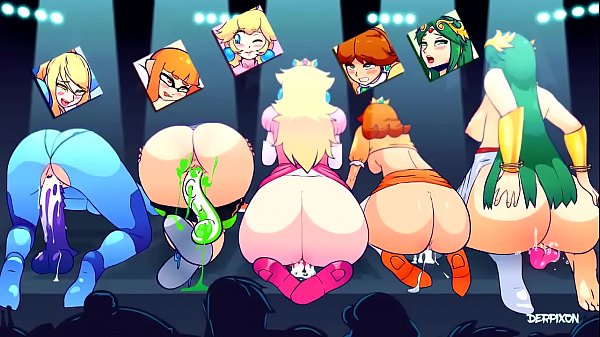 Super smash bros xxx