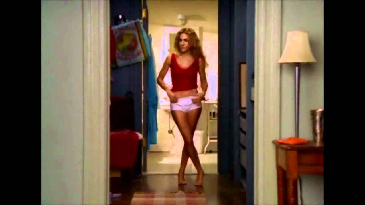 Carrie bradshaw sex scene