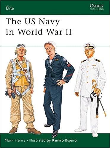 United states navy uniforms world war ii