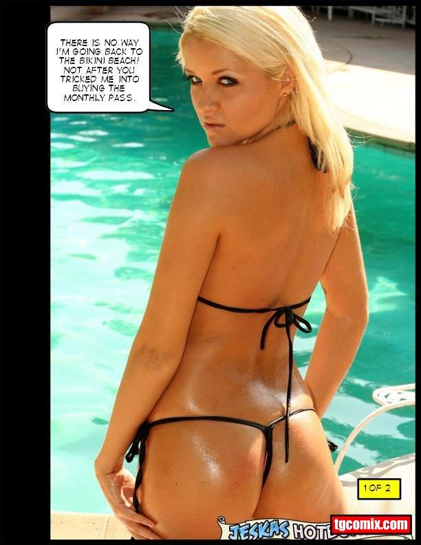 Bikini beach tg stories