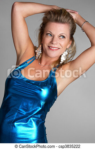 Sexy middle aged women