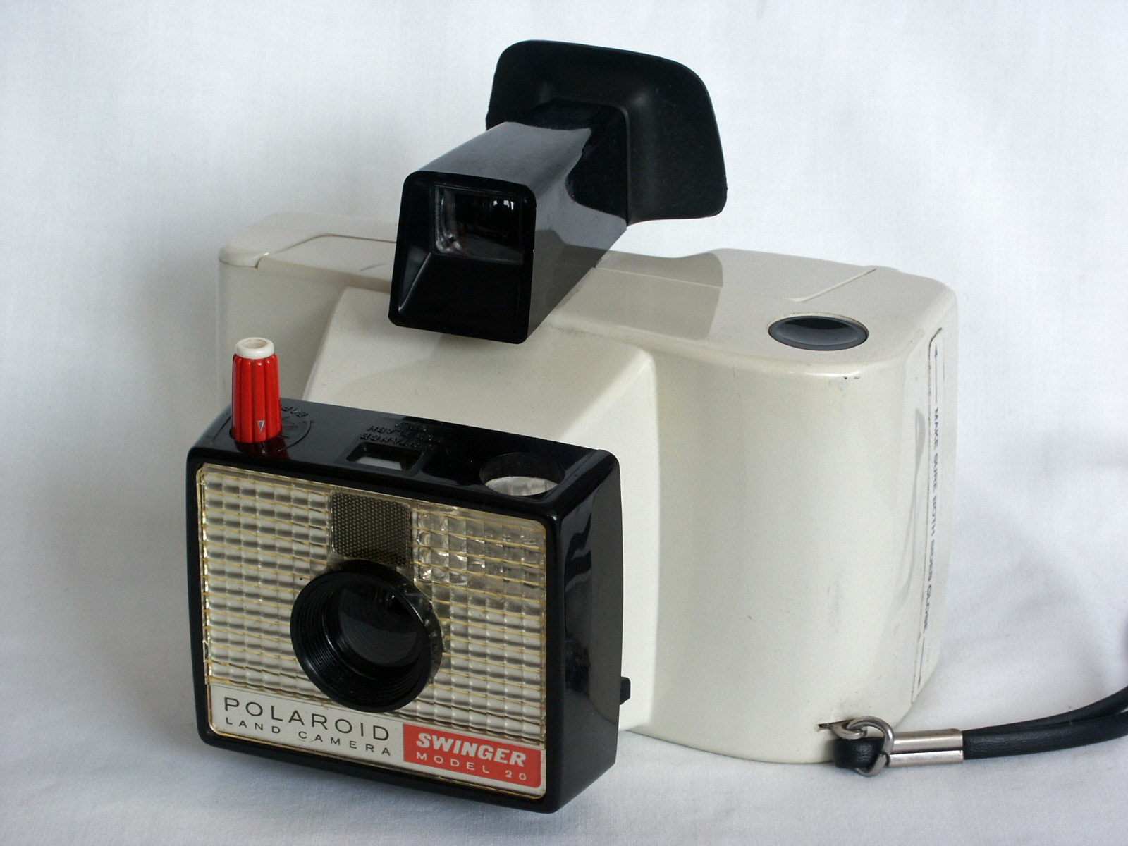 Polaroid swinger camera value