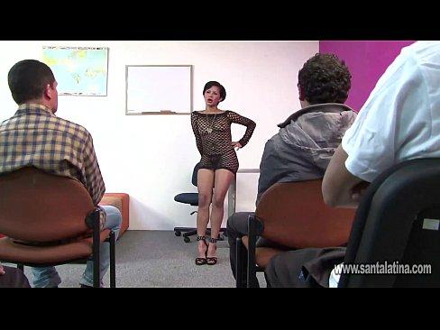 La academia del sexo porn