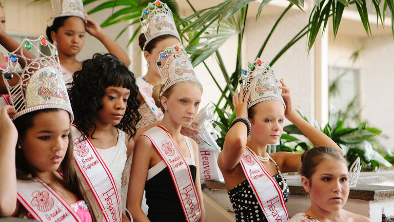 Nudism young pageant pictures