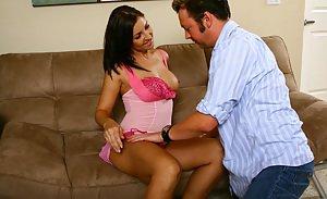 Cute pretty submissive girl collared