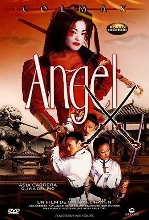 Asia carrera angel x