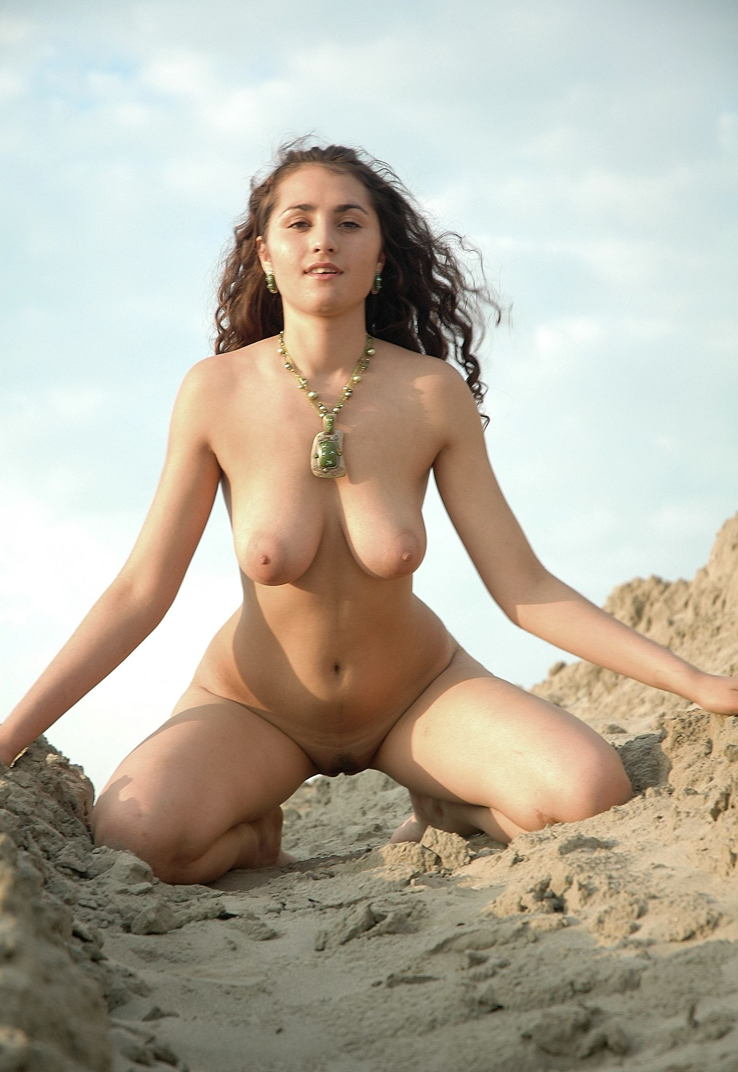 Busty israeli women naked boobs