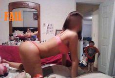 Nude bad parenting mom