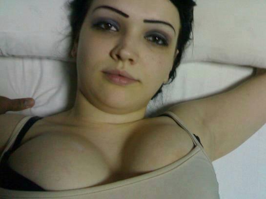 Arabic woman selfies hot porn video