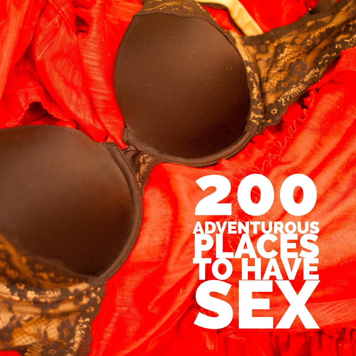 Crazy sex places and pictures