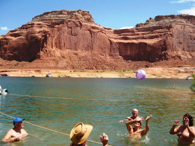 Nude at lake powell girls