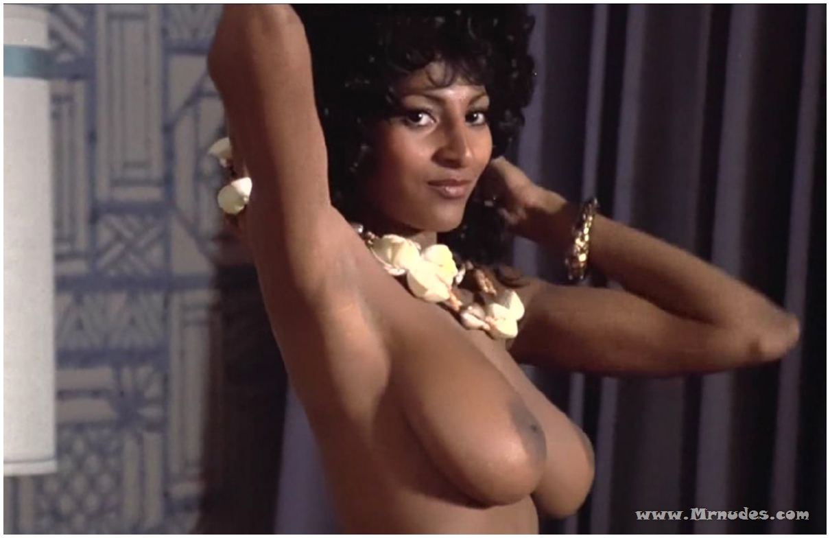Pam grier nude video