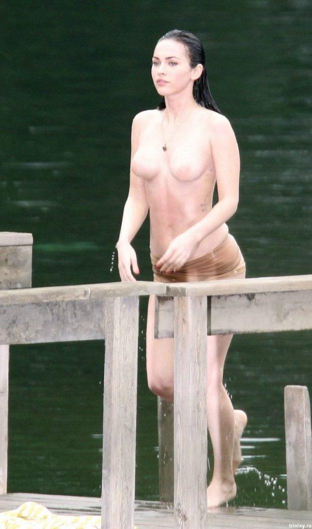 Naked megan fox leaked nude