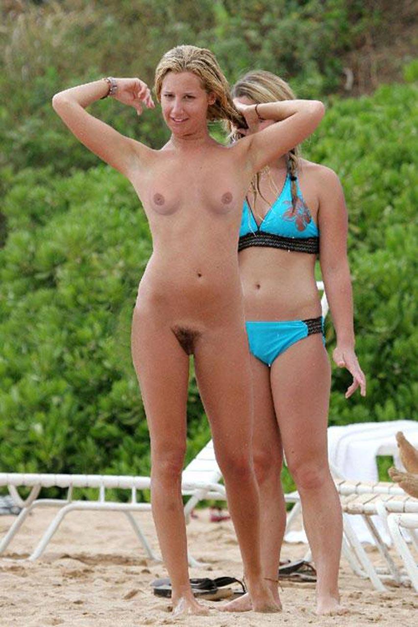 Ashley tisdale nude boobs