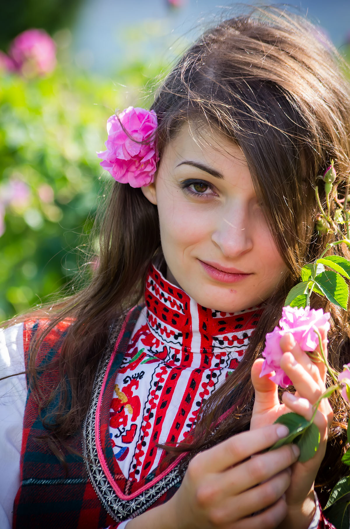 Is there any real women in bulgaria