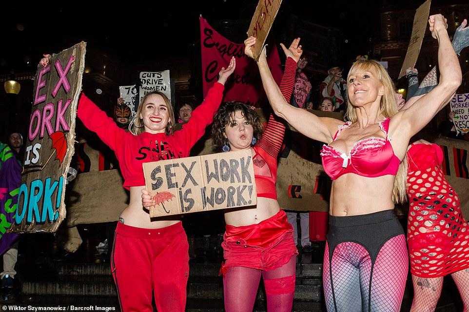 Sex work for women