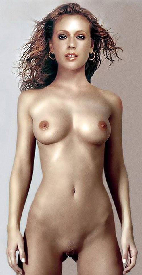 Alyssa milano porn comics
