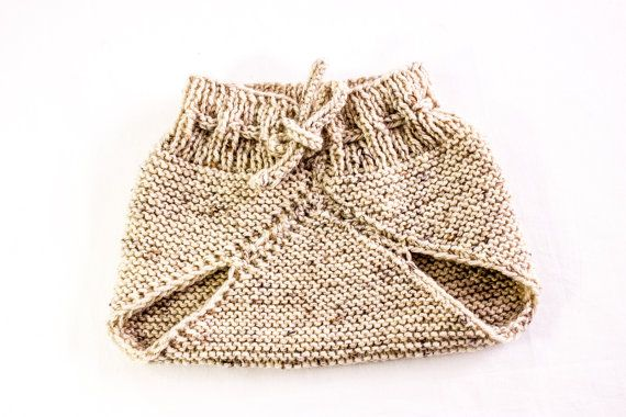Vintage wool soaker pattern