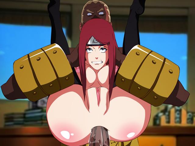 Naruto hentai kushina anal