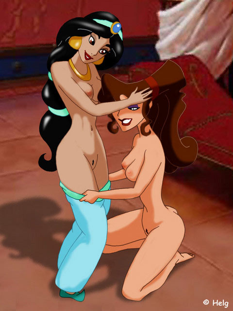 Disney jasmine lesbian porn