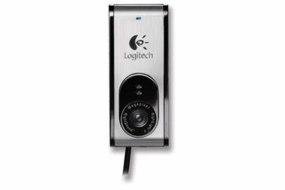 Logitech notebook pro webcam
