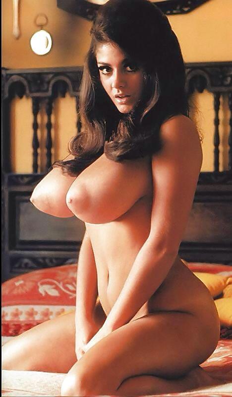 Massive hanging natural tits pinterest naked women