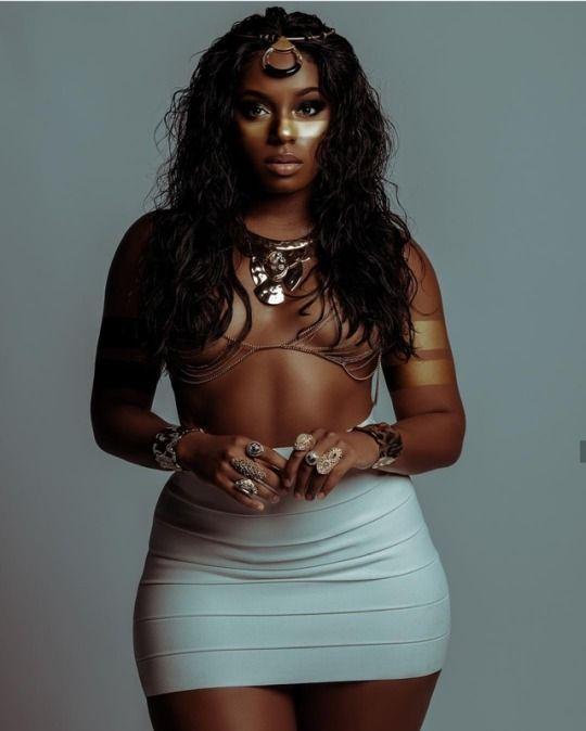 Black african sexy girls