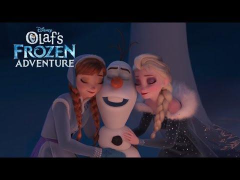 Disney s frozen trailer