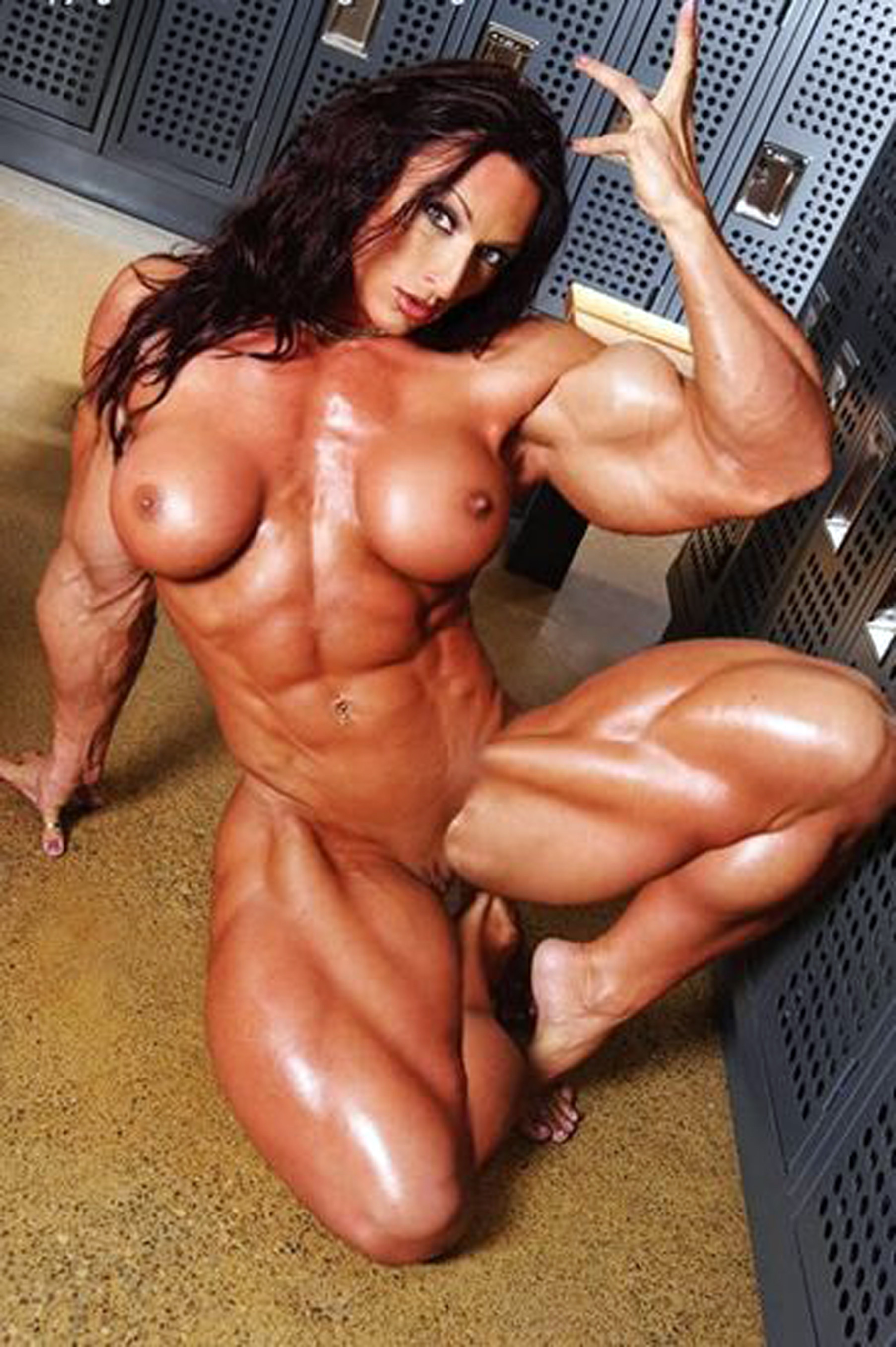 Free pictures of nude women bodybuilders