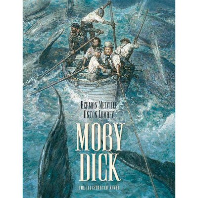 Book moby dick herman melvill