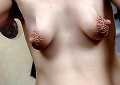 Zulu nude african puffy nipple