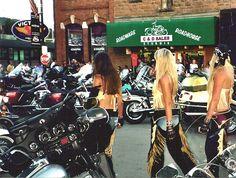 Motorcycle rallies black homemade sex
