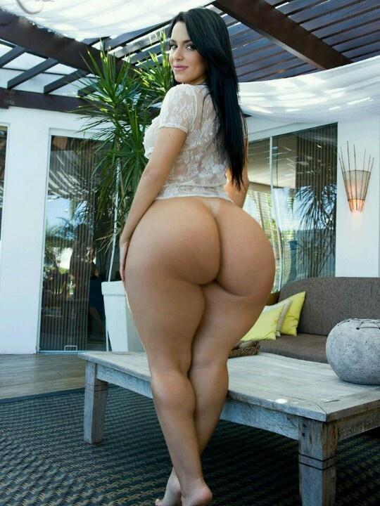 Korean big booty nude