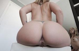 Big ass blonde love big cock cartoon