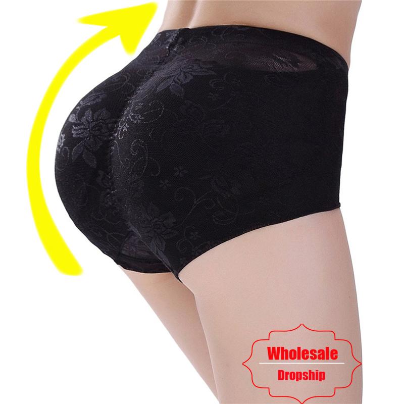 Big butt see through panties
