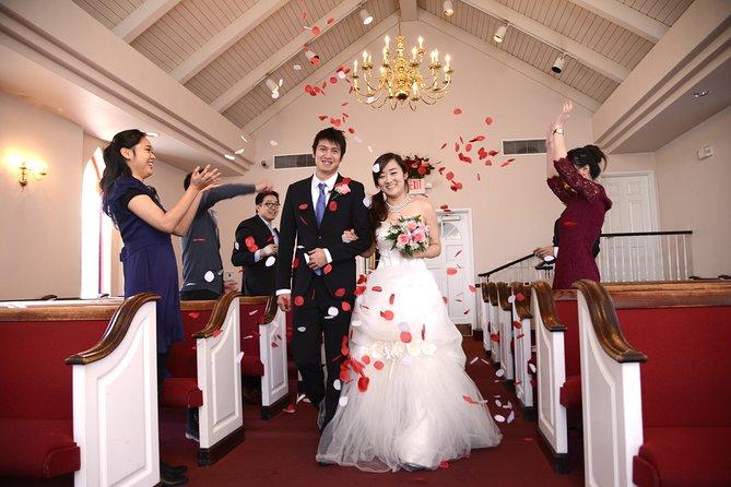 Chapel strip vegas wedding