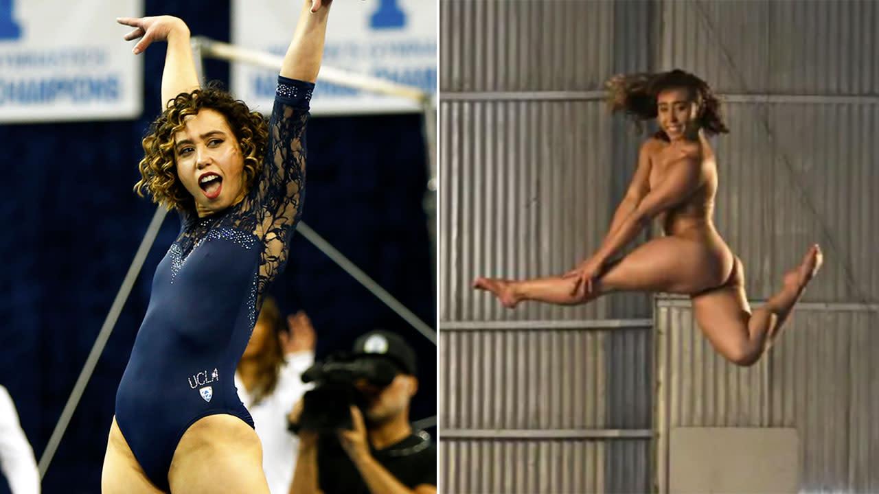 Naked olympic gymnast nude gymnastics girls