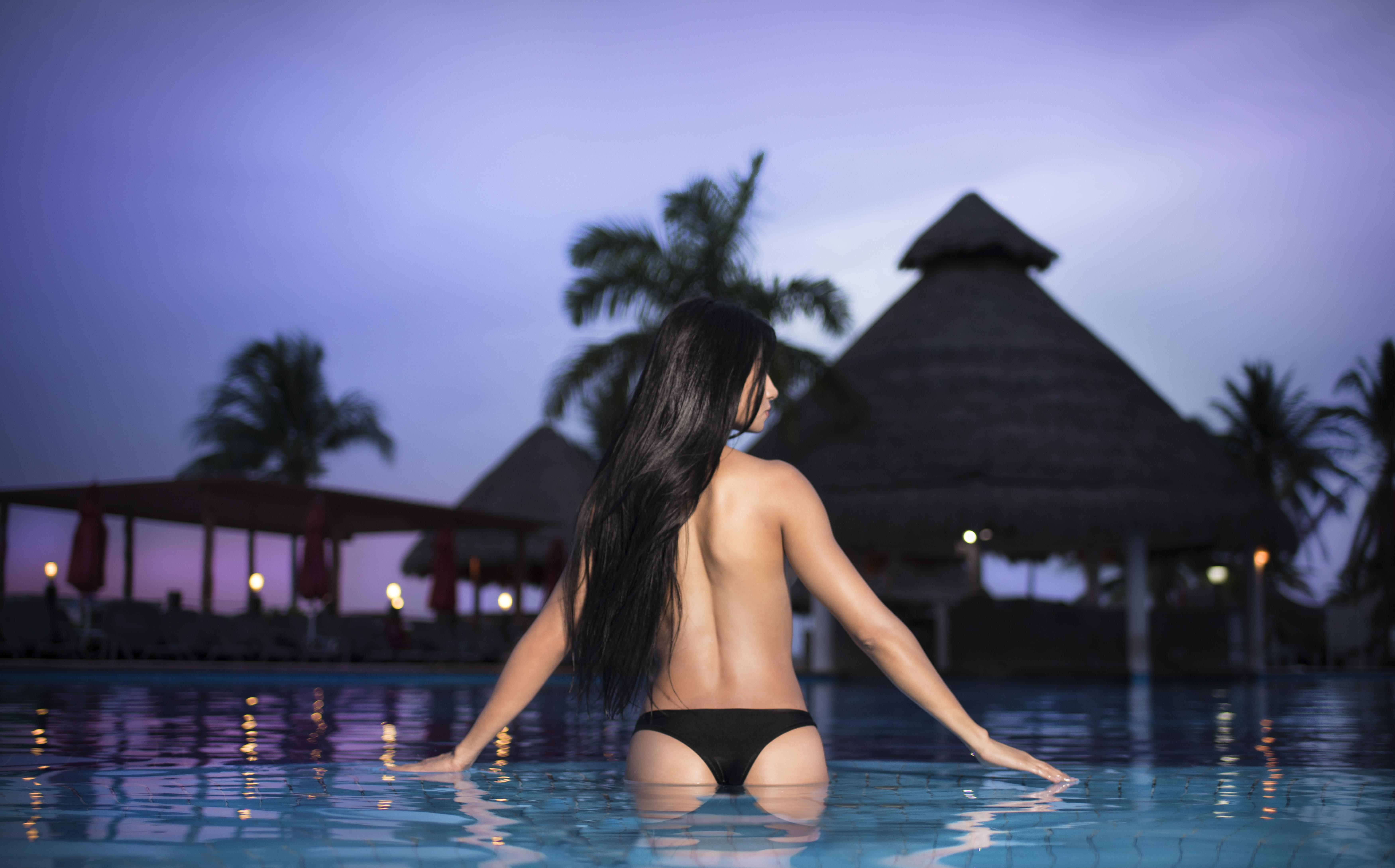 Cancun nude beach sex