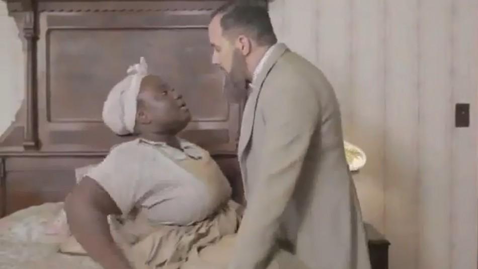 Black woman fuck slave owner