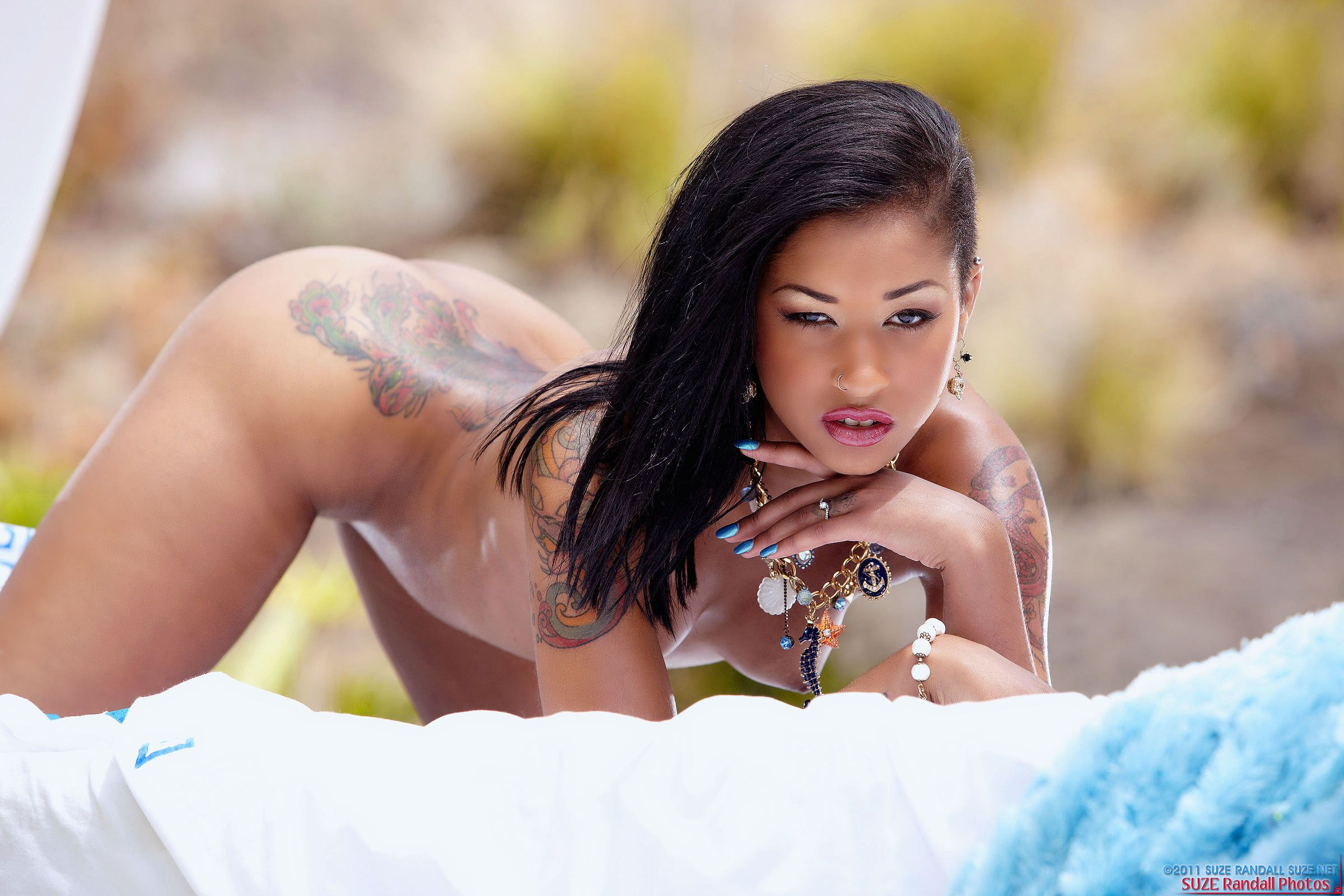 Ebony porn star diamond tattoo