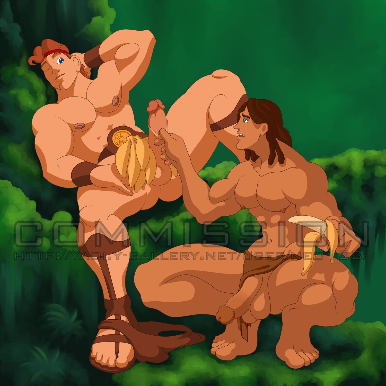 Hercules cartoon porn comics