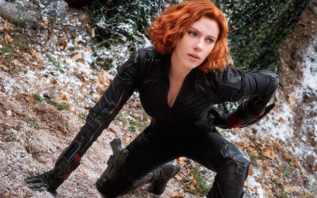 Age of ultron black widow avengers