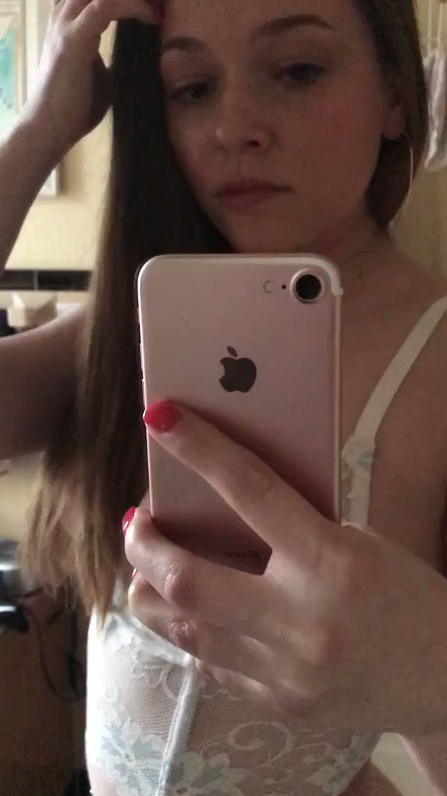 Amateur cell phone sexting