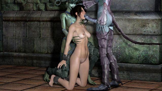 Dragon age desire demon futa hentai