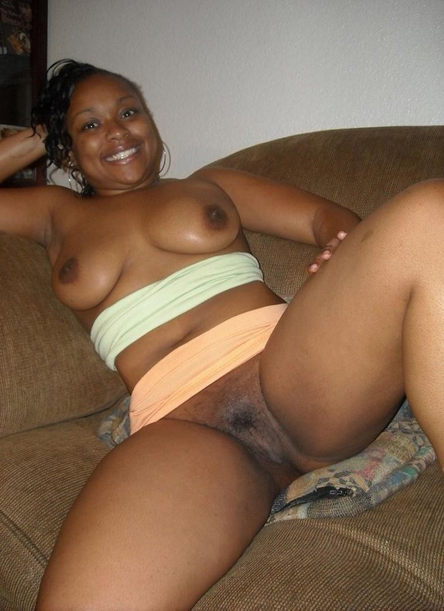 Pussy of african women