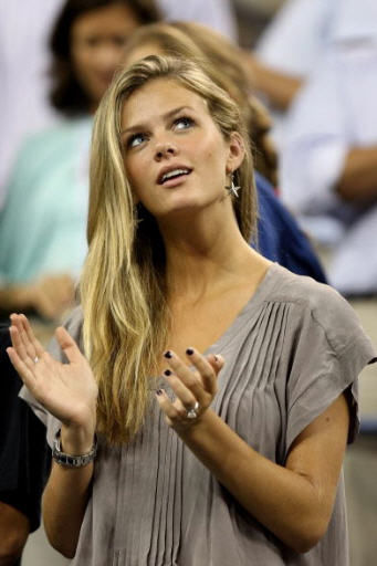 Brooklyn decker hairy arms